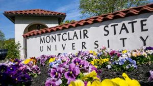 Montclair State University Entrance