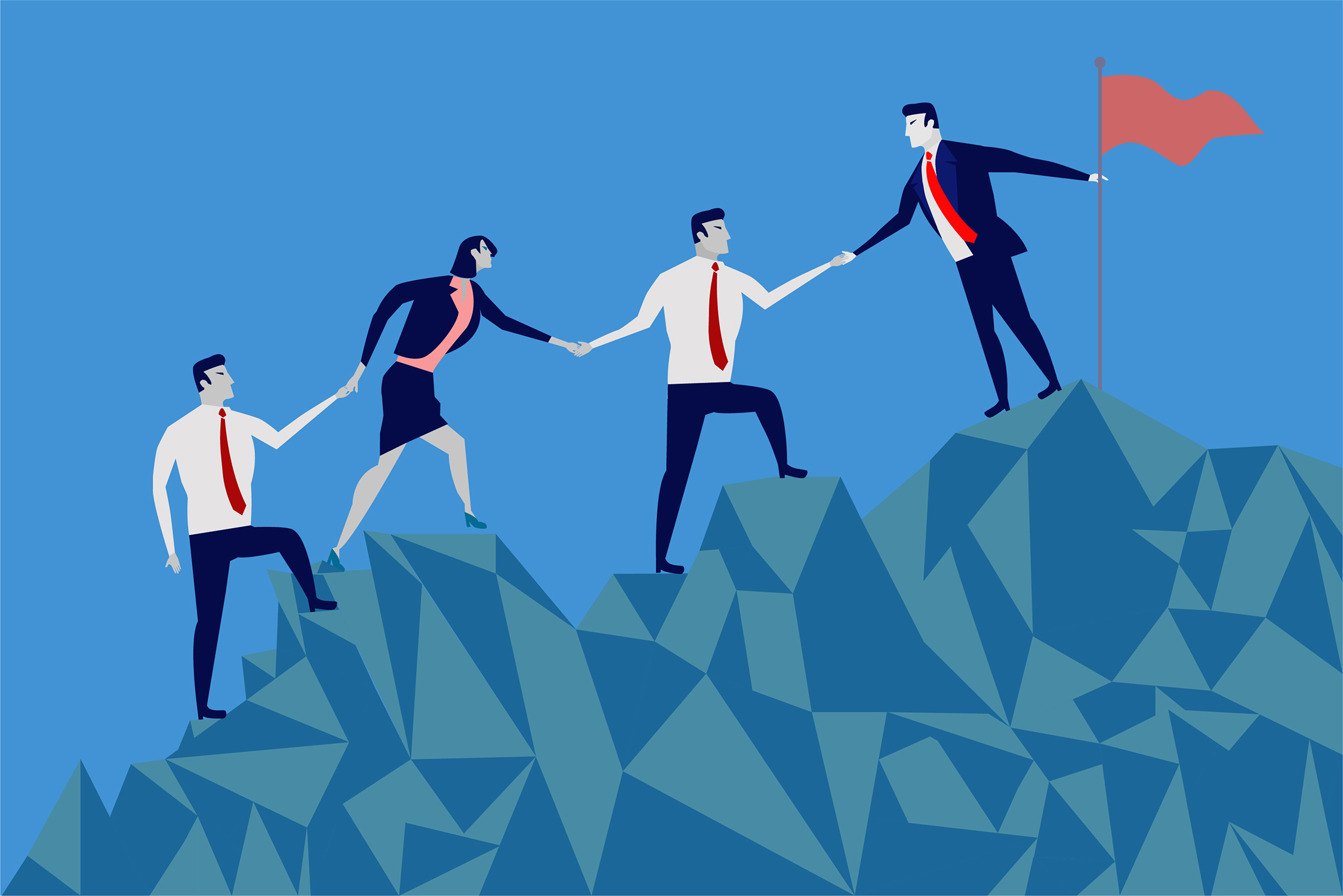 leaders face challenges in the market and work place